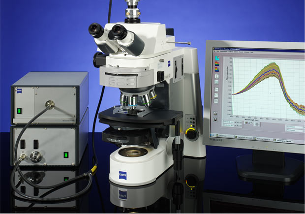Microscope Spectrometer Workstation