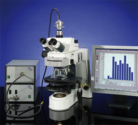 Microscope workstation